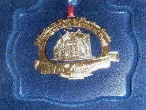 2011 Honesdale National Bank Ornament