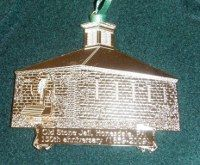 2009 Old Stone Jail Ornament
